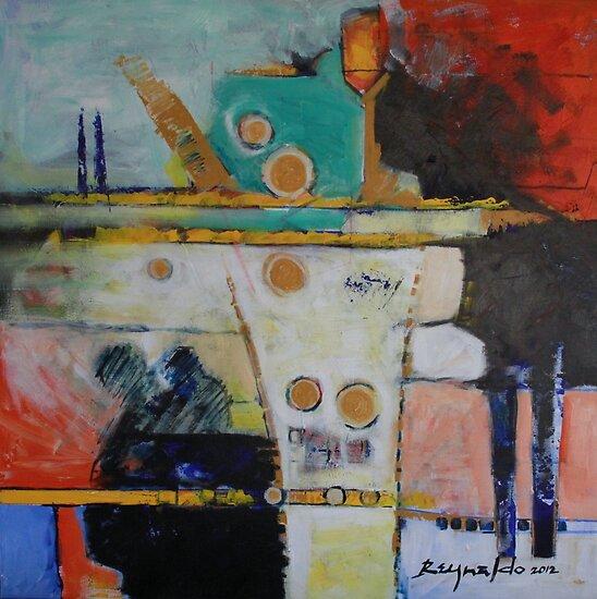 Bridging The Gap by Reynaldo