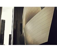 Disney Music Hall Photographic Print