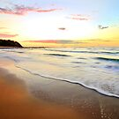 Perfect Morning - Bateau Bay Beach by Jacob Jackson