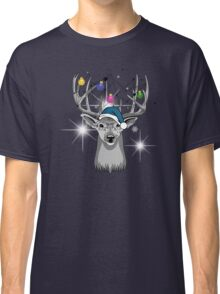 Christmas deer Classic T-Shirt
