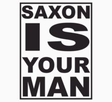 Saxon is your man by Lundora