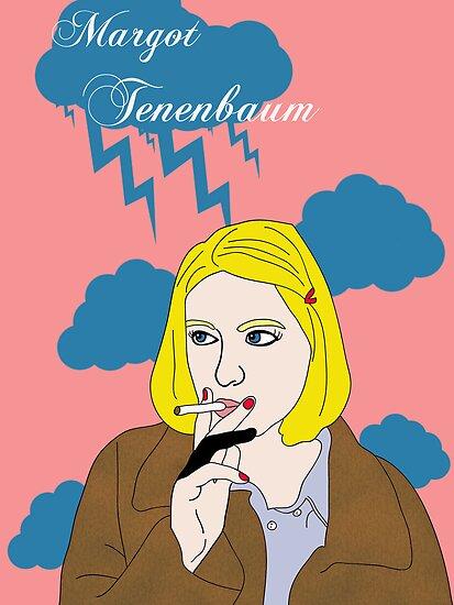 Margot Tenenbaum by TatiDuarte