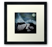 Wet Dream Framed Print