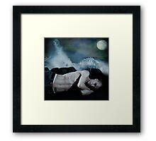 Wet Dream Framed Print