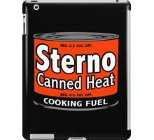 Sterno Canned heat iPad Case/Skin