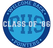 Welcome Back Pointers: Class of '86 - Grosse Pointe Blank Photographic Print