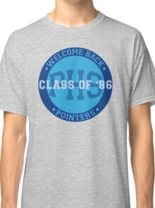 Welcome Back Pointers: Class of '86 - Grosse Pointe Blank Classic T-Shirt