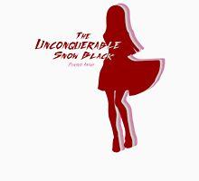The Unconquerable Snow Black! Unisex T-Shirt
