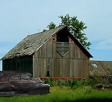 Barn Find by WildBillPho
