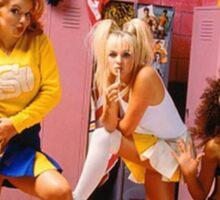 Spice Girls Locker Room Sticker