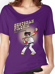 Shotokan Pilgrim Women's Relaxed Fit T-Shirt