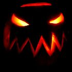 Evil Pumpkin by Vicki Spindler (VHS Photography)