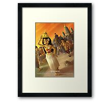 Amaridevi - Rejected Princesses Framed Print