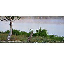 Sunrise on the River Murray @ Mannum, S.A. Photographic Print