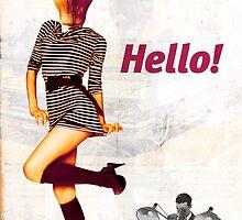 Hello by Tordo