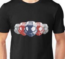 Video Game Helmets Unisex T-Shirt
