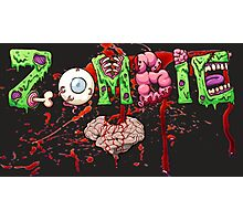 Zombie love or is it brains? Photographic Print