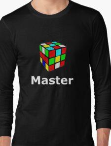 Rubix cube master Long Sleeve T-Shirt