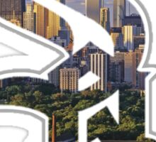 Chicago White Sox Skyline Logo Sticker