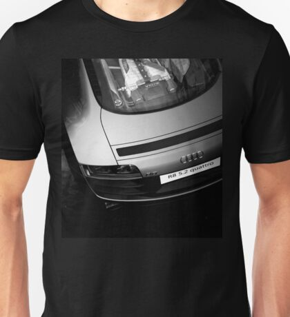 R8 Black&White Unisex T-Shirt