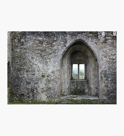 Wistful Window Photographic Print