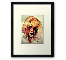 Acerbic Framed Print