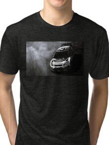 Focus Black&White Tri-blend T-Shirt