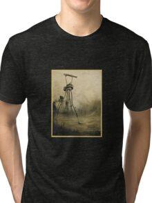 War of the Worlds Tri-blend T-Shirt