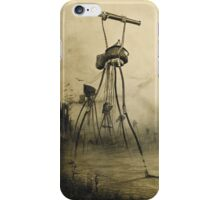 War of the Worlds iPhone Case/Skin