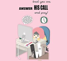 Answer His Call by SpreadSaIam