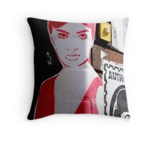 enmore (april 2012) Throw Pillow
