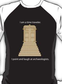 Time Travel (white) T-Shirt