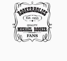 Rookerholics Logo Black by Rookerholics
