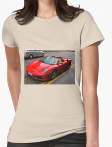 Ferrari drivers can park where they like T-Shirt
