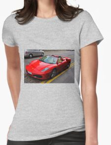 Ferrari drivers can park where they like T-Shirt