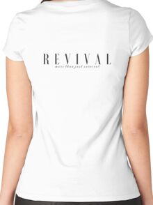 Revival Women's Fitted Scoop T-Shirt