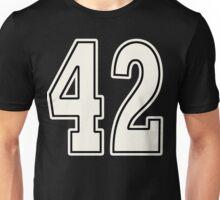 42 For Dark Unisex T-Shirt