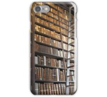 Books: Big and Small iPhone Case/Skin