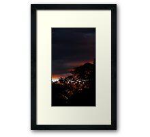 Sunrise 13 Framed Print