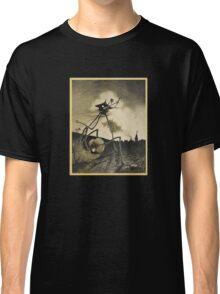 Original Illustrations War of the Worlds 2 Classic T-Shirt