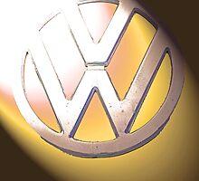 Spotlight on VW Kombi by Sandy1949