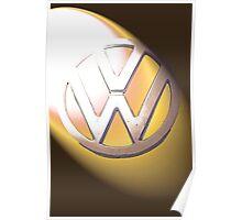 Spotlight on VW Kombi Poster