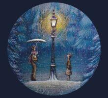 Narnia Magic Lantern Baby Tee