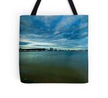 "By The Swan"" Tote Bag"