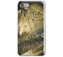 H.G. Wells War of the Worlds iPhone Case/Skin