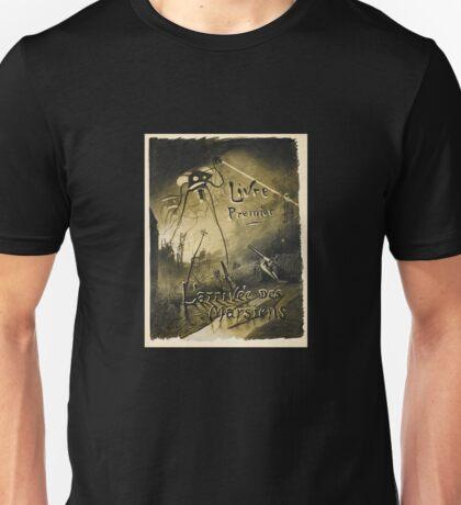 H.G. Wells War of the Worlds Unisex T-Shirt