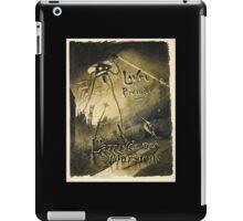 H.G. Wells War of the Worlds iPad Case/Skin