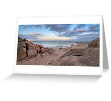 Port Elliot Sunset Greeting Card