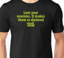 Love Enemies Unisex T-Shirt