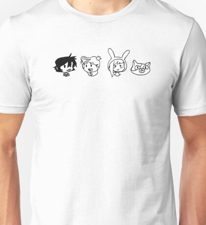 Adventure Time - Lineup Unisex T-Shirt